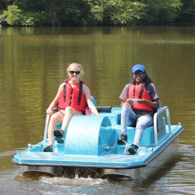 Paddle Boat Rentals