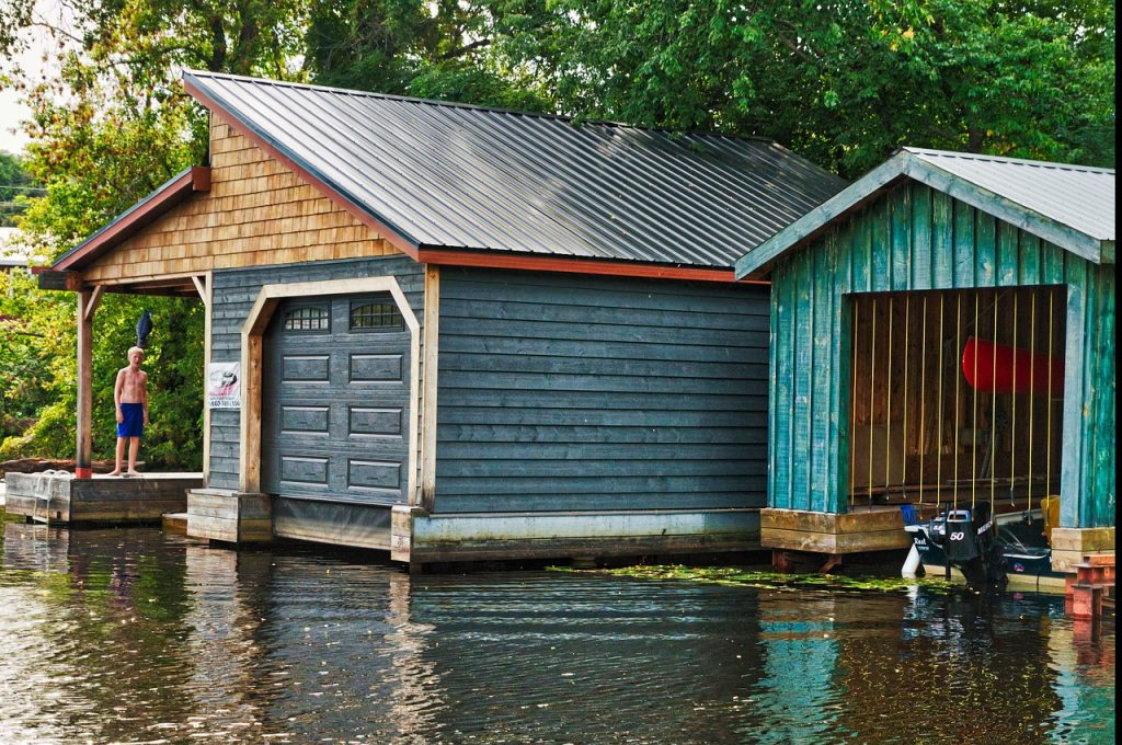 Boat and Jet Ski Rental Storage