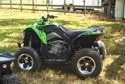 ArcticCat 450XC ATV Rental