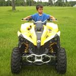 Can Am 500cc Renegade 4×4 ATV Rental-3