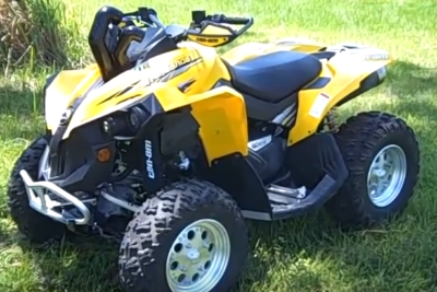Can Am 800cc Renegade 4×4 ATV Rental