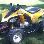 Can Am Ds250cc ATV Rental