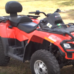 Can Am Outlander 500 2-Person ATV Rental