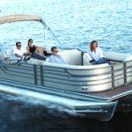 Crest Pontoon Boat Rental