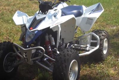 Suzuki Ltz 400cc Sport ATV Rental