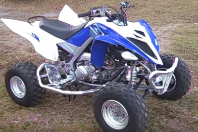 Yamaha Raptor 700r ATV Rental