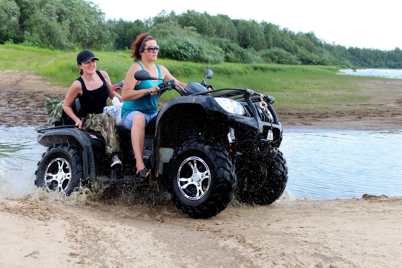 3 Ultimate Reasons To Rent Your Atv Four Wheeler