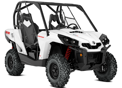 commander atv rental