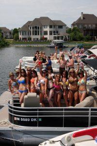 Pontoon Party Rentals