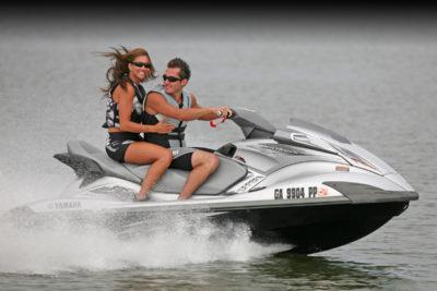 Jet Ski Rental yamahawaverunner