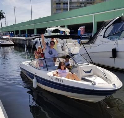 Boat Rentals 2017 Element 18