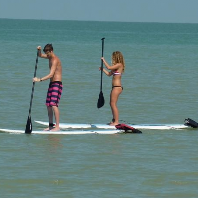 Stand-up-Paddles Rentals