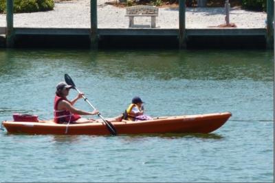 Kayak Tandem Rentals