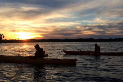 Sunset Paddling Tours