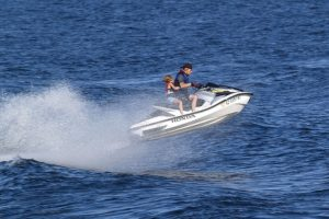 Rent Jetski with kids