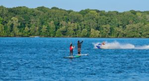 jet ski for rent on lake
