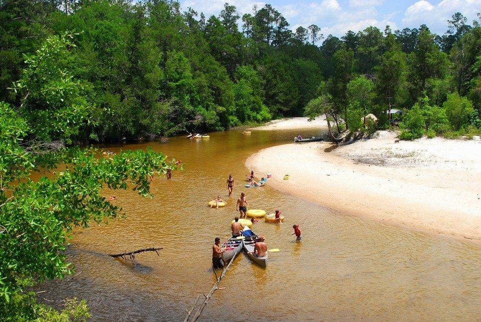 blackwater river canoe kayak