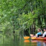 kayak rental tour canoe escape