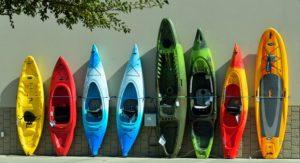 rental kayak Panama City Beach