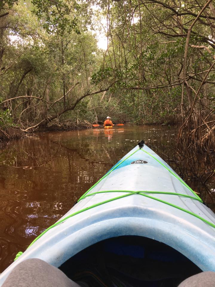 backcountry outfitters kayak rental