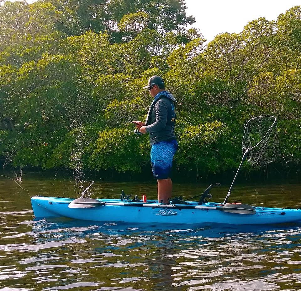 Gulf coast kayak charter