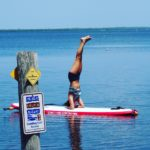 paddleboard yoga gulf coast