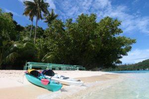 Kayak Rental Cape San Blas