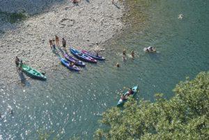 rent kayaks Cape San Blas