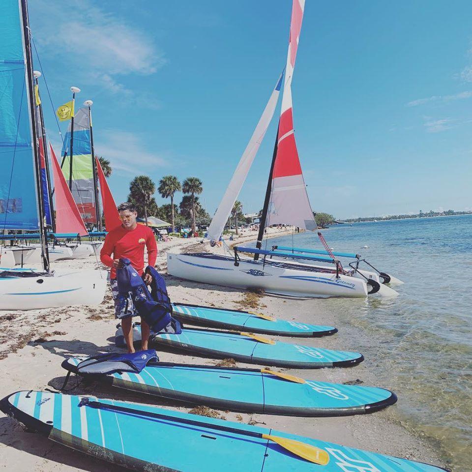 paddleboard miami watersports
