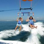 beach parasail ponce inlet