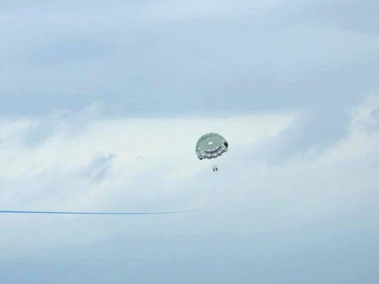 parasailing ponce inlet