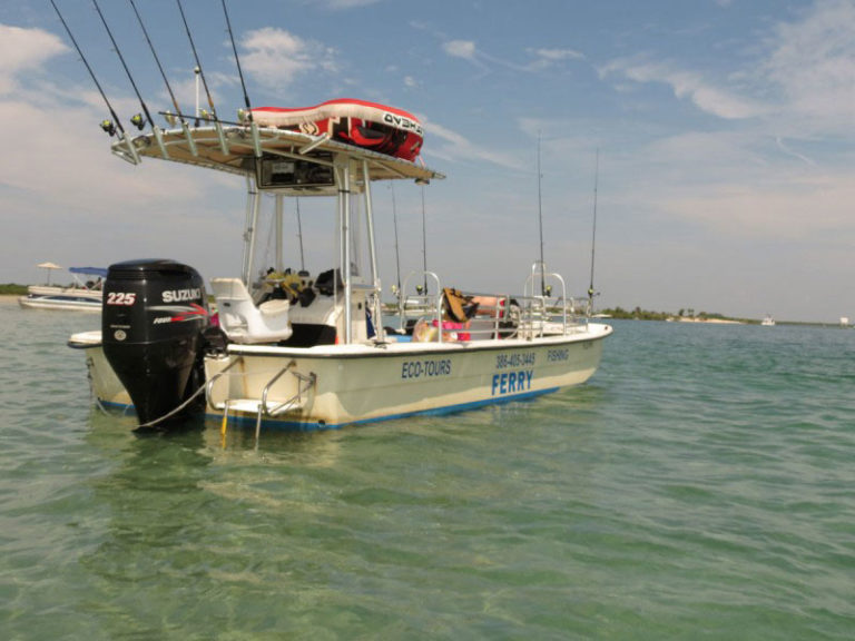 ponce inlet private charter