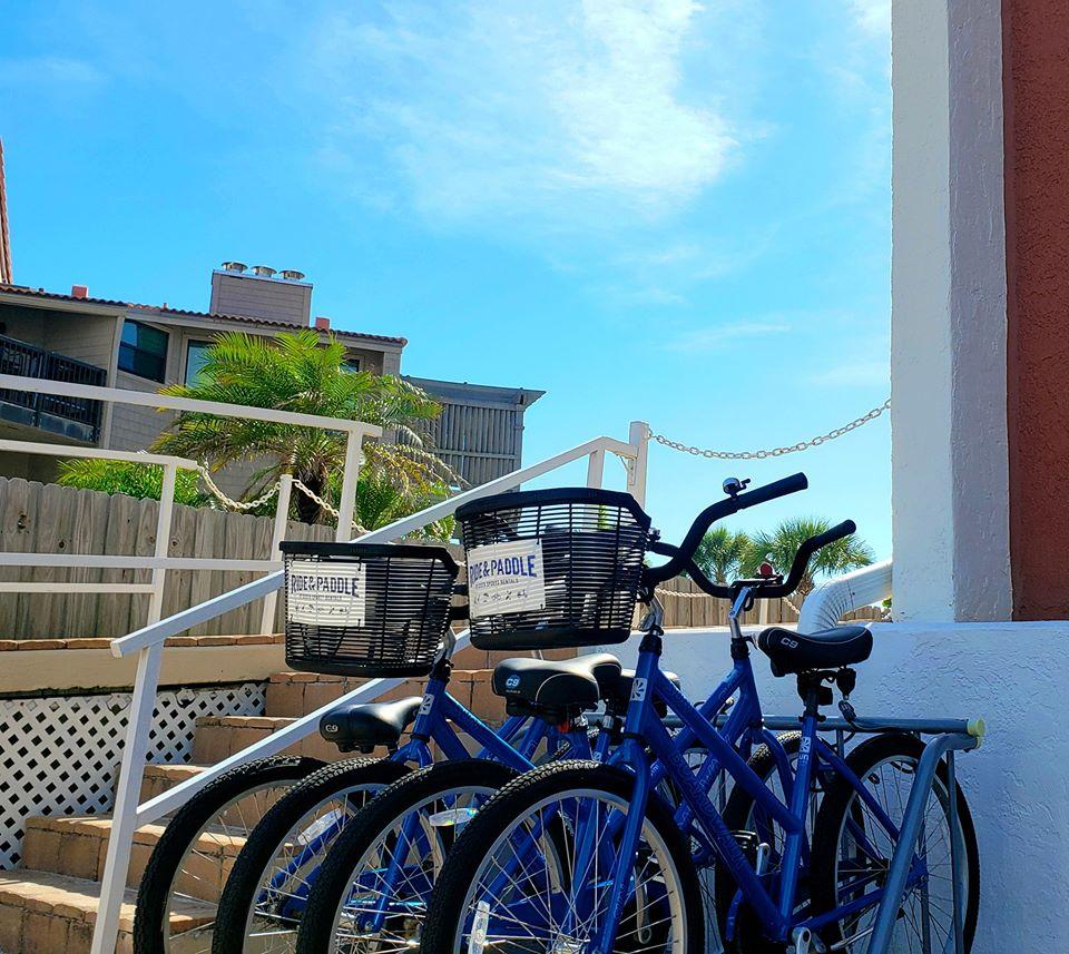 siesta key bike rentals