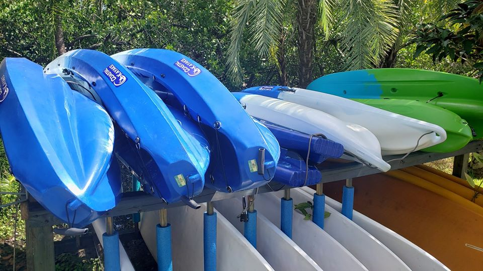 siesta key paddlesports