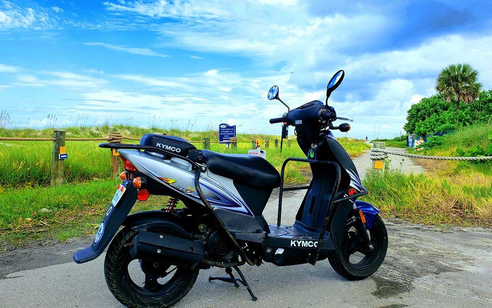 scooter siesta key