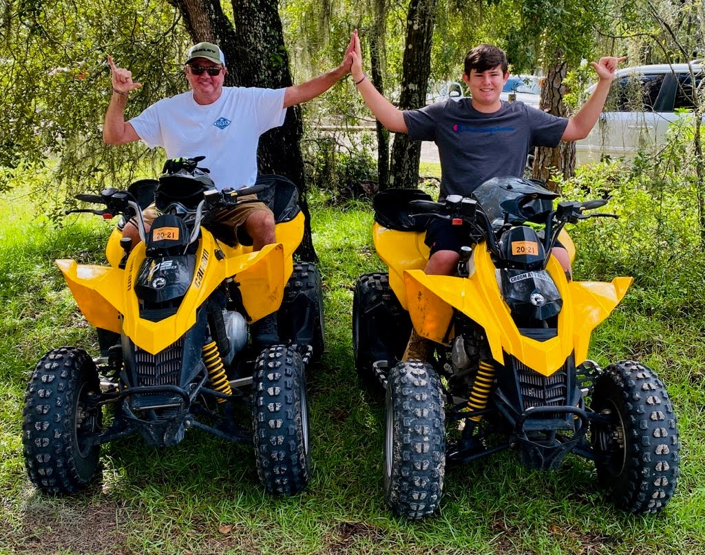 croom atv park atv tours