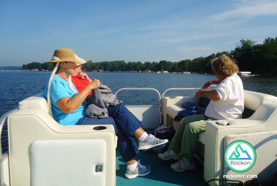 santa fe river fl pontoon rental