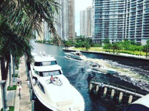Boat rental in miami beach