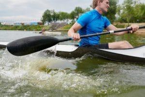 Suwannee Canoeing Paddle