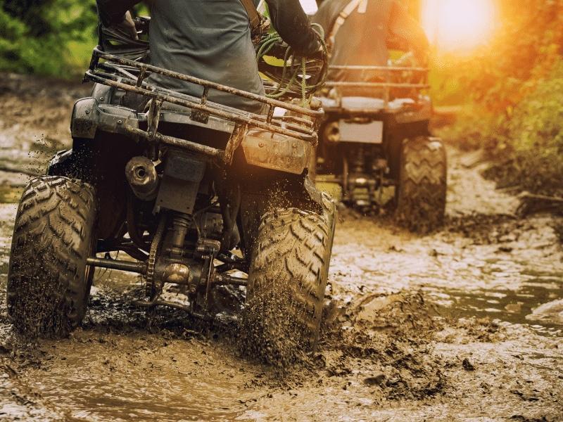 Croom ATV park trails