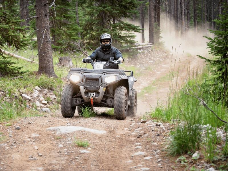 Revolution Off Road ATV Trails
