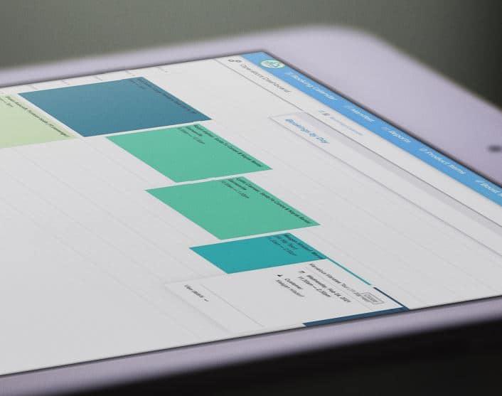 software calendar for rental companies