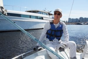 yacht tour guide booking system