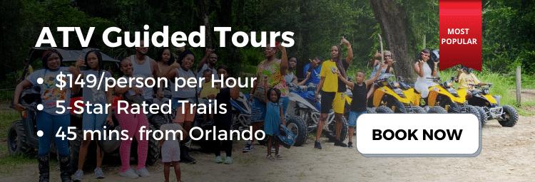 ATV Guided Tours Orlando