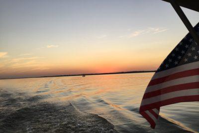 Sunset Cruise Boat Tour Tavares
