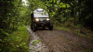 utv riding trails