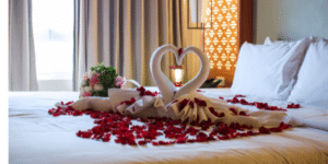 honeymoon resort suite