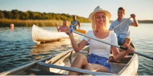 kayak rental for honeymooners