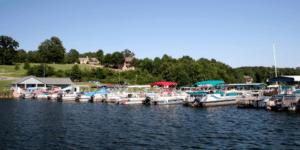 dock of boat rentals near me
