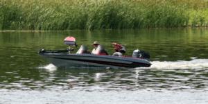 bass boat rental